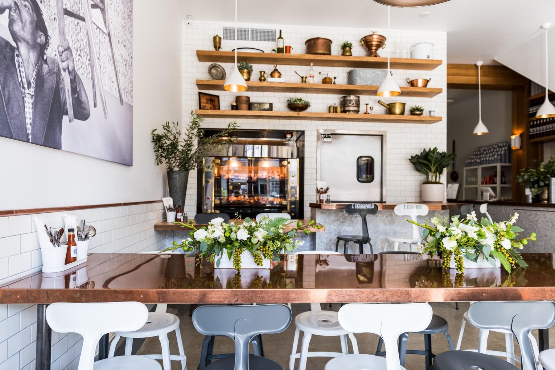 souvla restaurant interior nopa