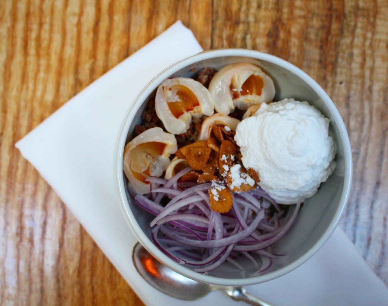 lychee pasta silverman