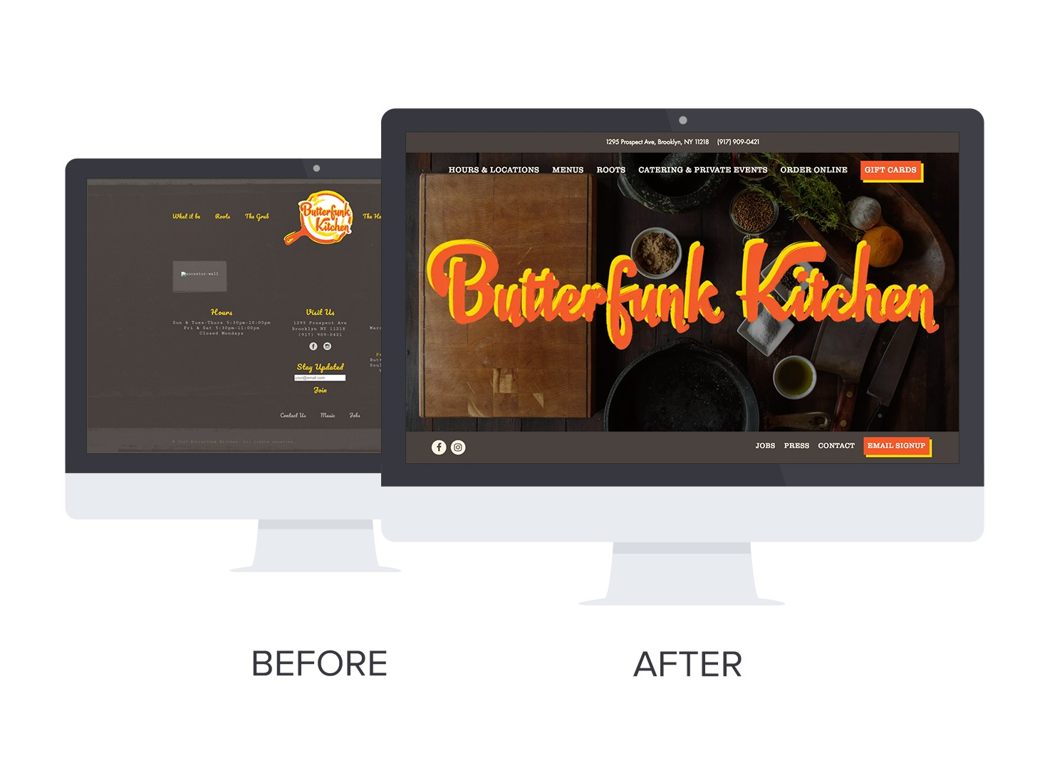 butterfunk website