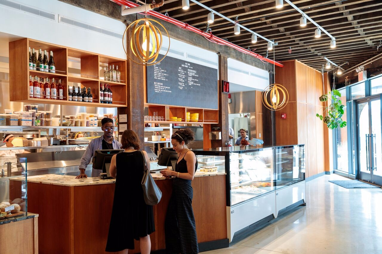 VHH Foods Fast Casual Restaurant