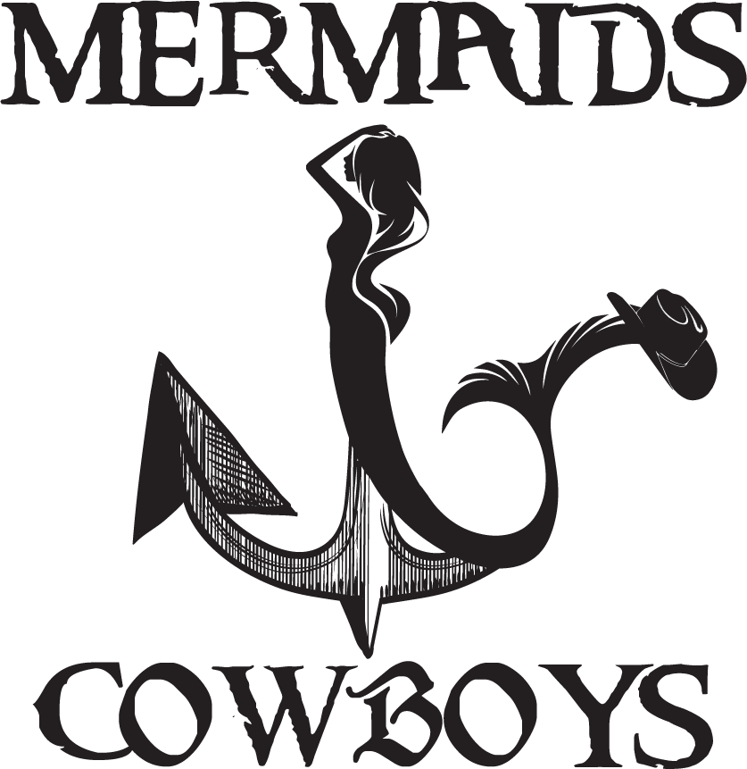 Mermaids and Cowboys Logo