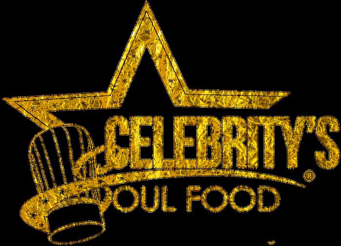 Celebrity's Soul Food Logo