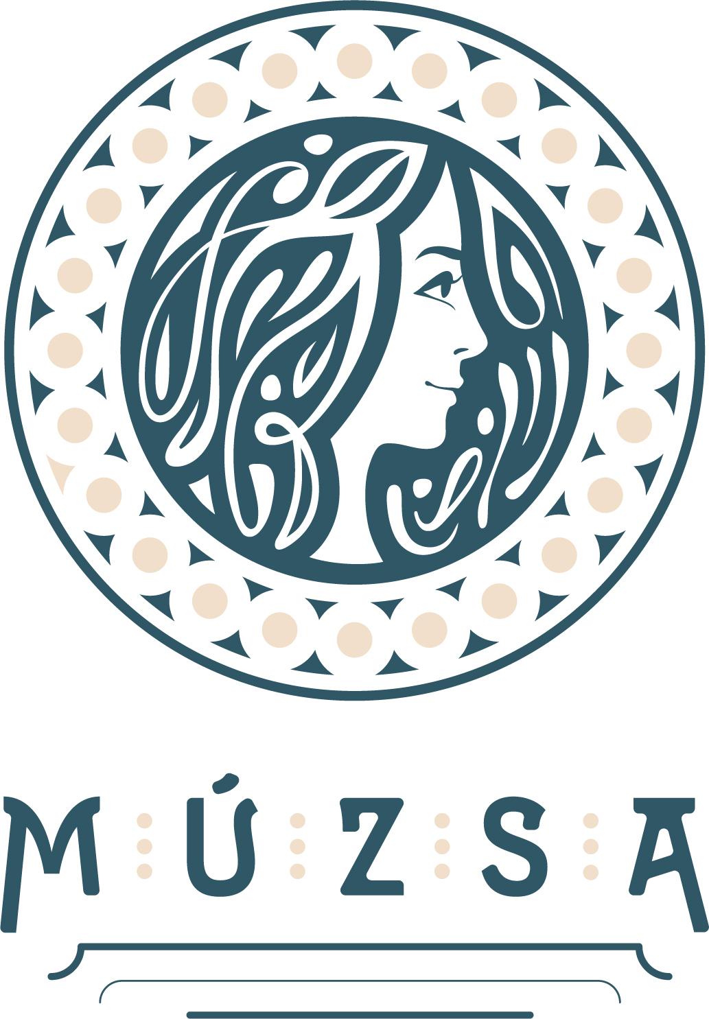 MÚZSA Bar Logo
