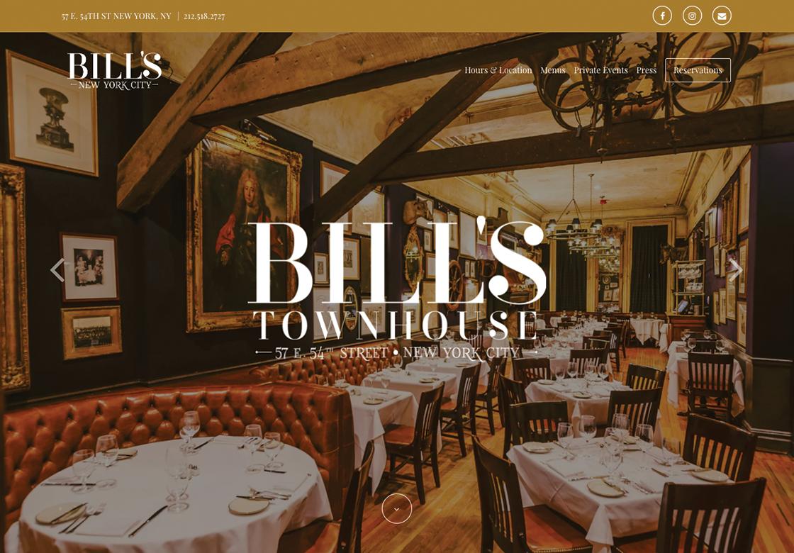 Bill's Townhouse
