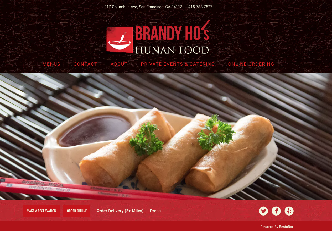 Brandy Ho's