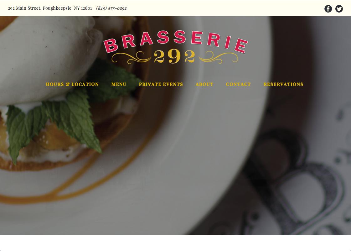Brasserie 292