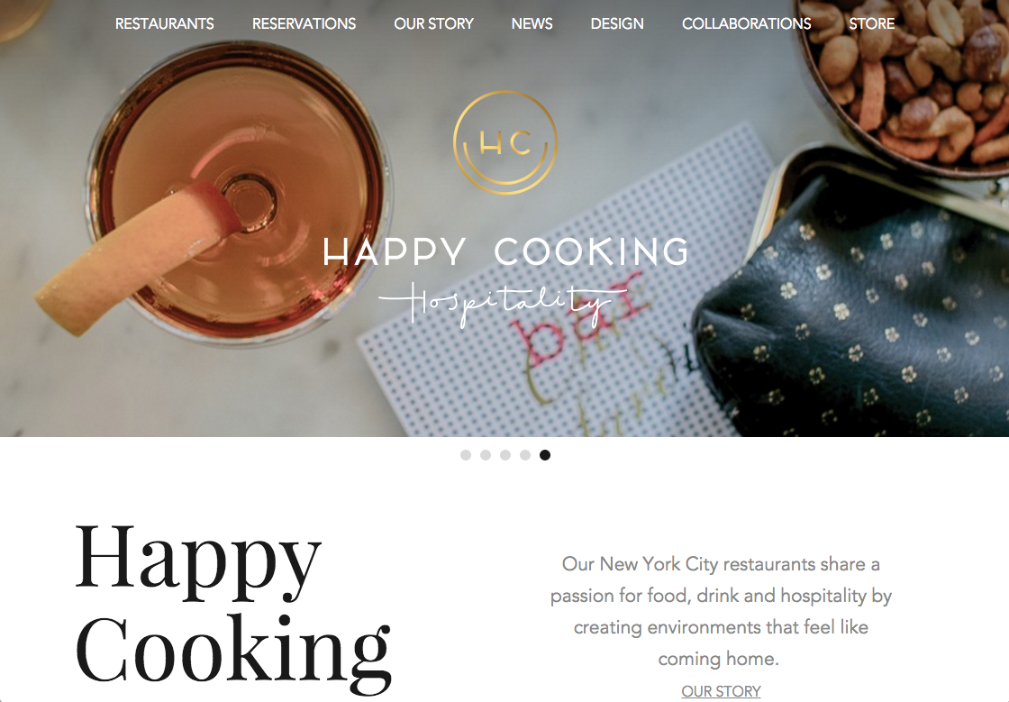 Happy Cooking Hospitality