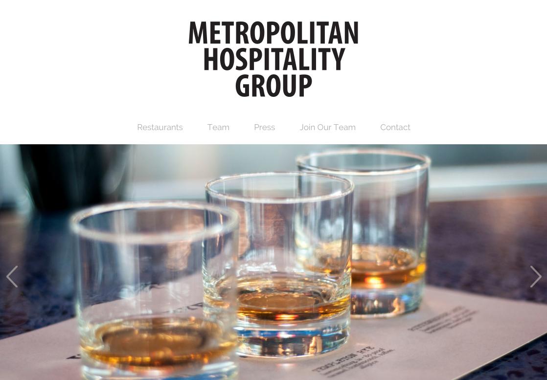 Metropolitan Hospitality Group