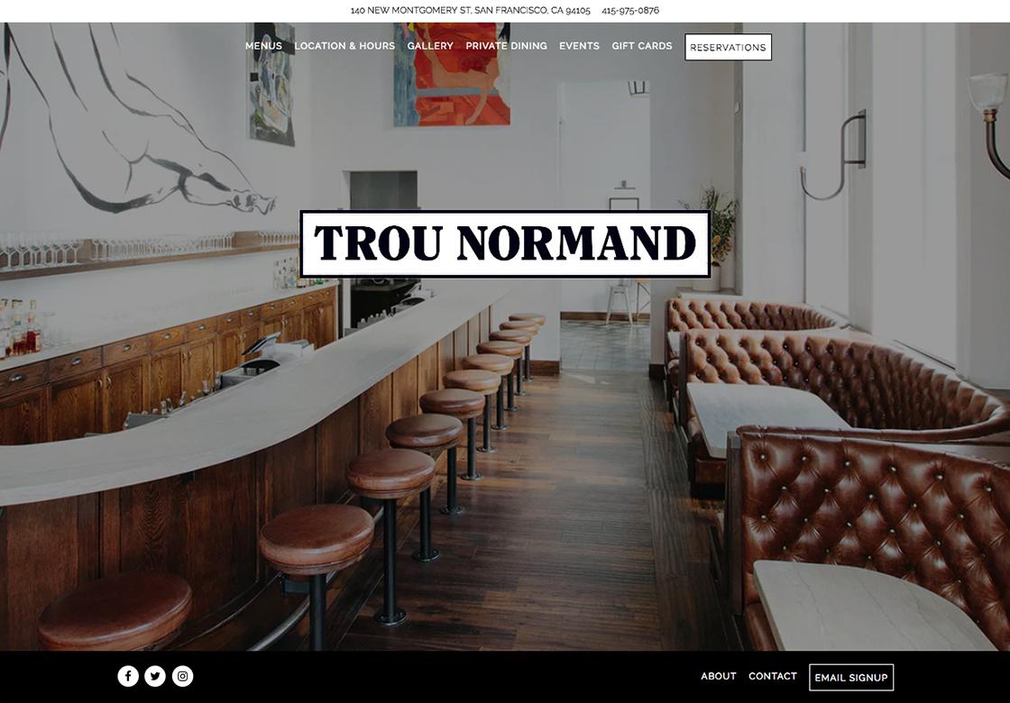 Trou Normand